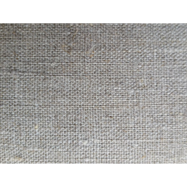 Linen Seed Head Pillow - Image 7 of 7