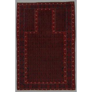 """Pasargad N Y Afghan Baluch Rug - 3'1"""" X 4'7"""" For Sale"""