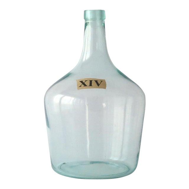 French Rustic Demijohn Bottle - Image 1 of 4