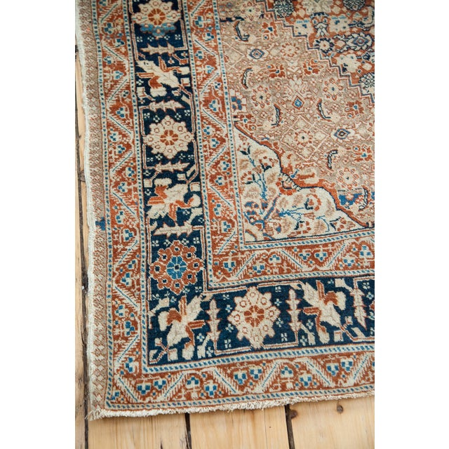 One of our personal favorites! An antique Persian Tabriz rug from the first quarter of the 20th century or older. It has a...