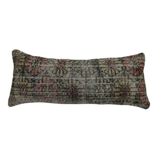 Late 19th Century Turkish Bolster Pillow For Sale