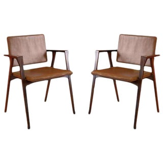 Luisa Chair by Franco Albini for Poggi For Sale
