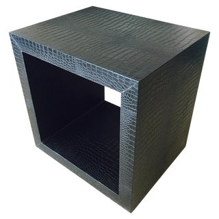 Modular Cube Coffee Table