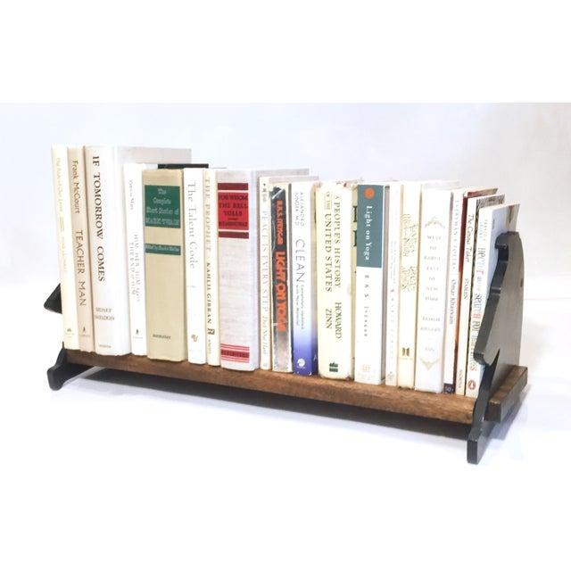 Dog Profile Wood & Metal Bookshelf - Image 4 of 5