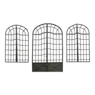 Iron Multi-Light Windows & Doors