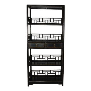 Chinese Multi-Tier Display Shelf For Sale