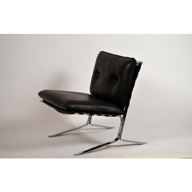 Original 'Joker' Lounge Chairs by Olivier Mourgue for Airborne - a Pair For Sale - Image 9 of 12