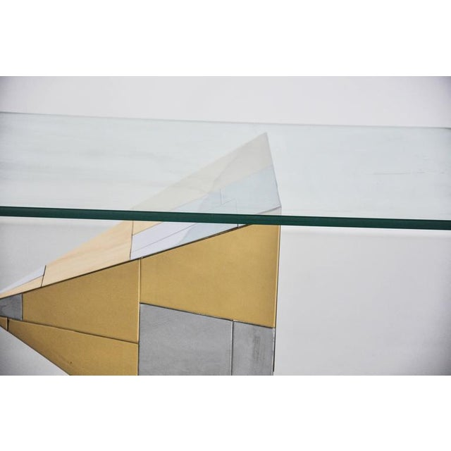 Paul Evans Cityscape Coffee Table - Image 8 of 8