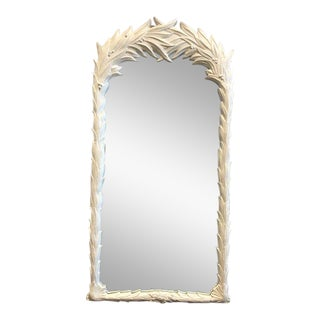1960s Vintage Palm Beach Regency Wall Mirror For Sale