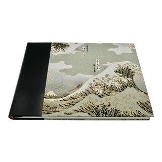 Hokusai Chiyogami Paper Sketchbook For Sale