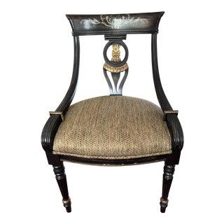 Berkeley Hall Regency Style Chair For Sale