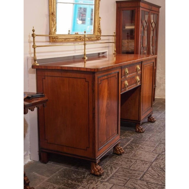Antique English Sideboard For Sale - Image 9 of 10
