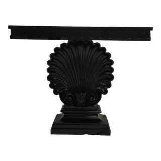 Dunbar Shell Console Table For Sale