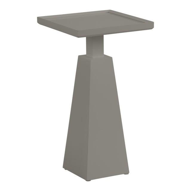 Casa Cosima Hayes Spot Table, Chelsea Gray For Sale