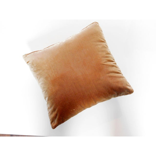 Custom Made Botanical Pillow For Sale - Image 4 of 7