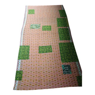 Kantha Throw For Sale
