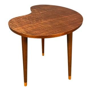 "Vintage Danish Mid Century Modern ""Gorm"" Side Table by Edmund Jørgensen For Sale"