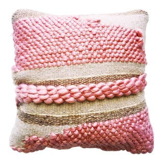 """The Wintertide"" Woven Pillow"