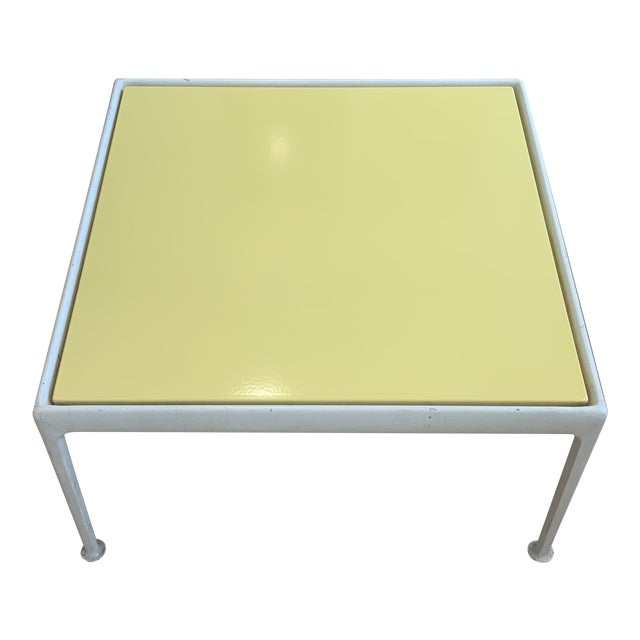 1960s Mid-Century Modern Knoll Richard Schultz Table For Sale