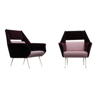 Gigi Radice, Chairs for Minotti, C. 1950 - 1959 For Sale
