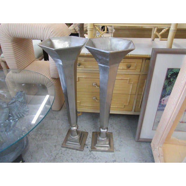 Arthur Court Vases - A Pair - Image 7 of 7