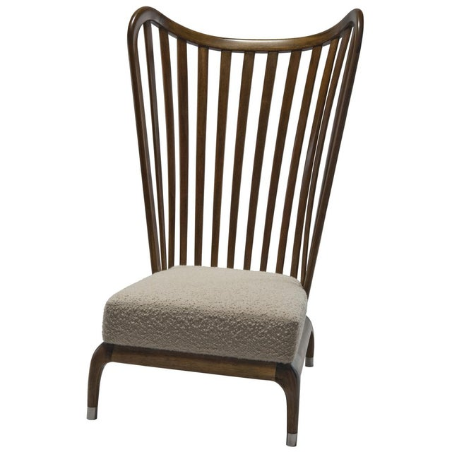 Java Wing Chair For Sale In New York - Image 6 of 6