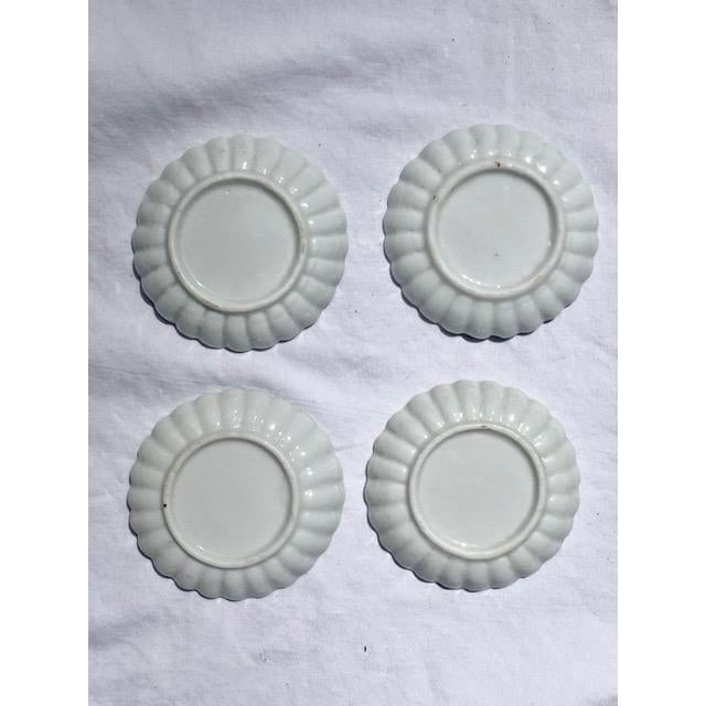 Traditional Butter Pats or Trinket Dishes - Set of 4 For Sale - Image 3 of 5
