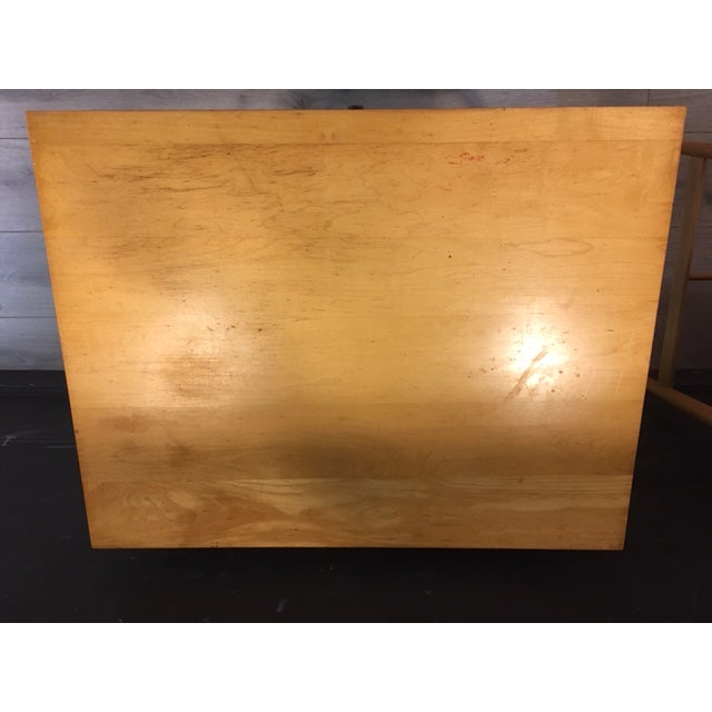 Mid-Century Modern Paul McCobb Planner Group / Winchendon Maple Nightstands For Sale - Image 3 of 9