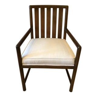 1960s Mid Century Modern T. H. Robsjohn-Gibbings Club Chair For Sale