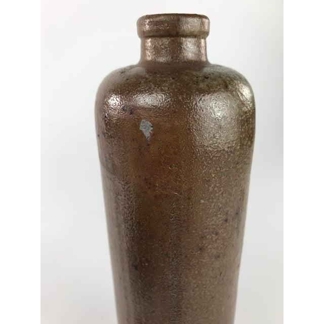 Vintage Stoneware Studio Pottery - Set of 3 For Sale - Image 12 of 13