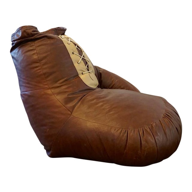De Sede Boxing Glove Chair For Sale
