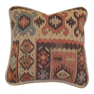 "Turkey ""Kilim"" Pillow"
