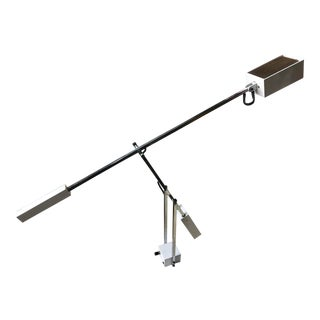 Mid Century Robert Somneman Articulating Table Desk Lamp For Sale
