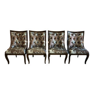Marge Carson Dining Chairs - Set of 4