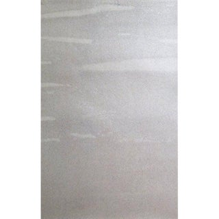 Sample, Weathered Walls - London Grey - Hand-Painted Paper Wallcovering For Sale