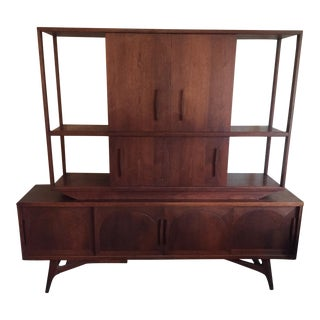 Mid-Century Modern Hutch For Sale