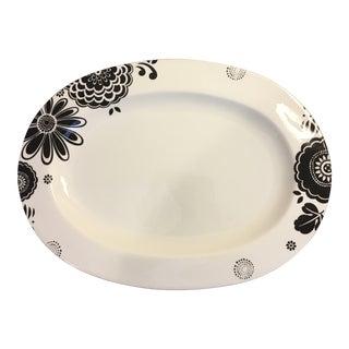 Spode Christina Fine Bone China Oval Platter For Sale