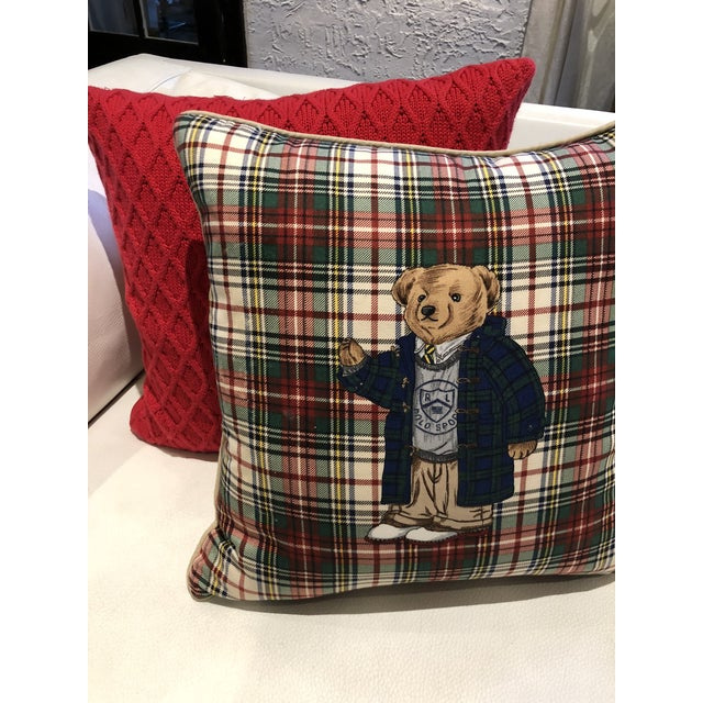 Ralph Lauren Pillows, a Pair For Sale In Miami - Image 6 of 9