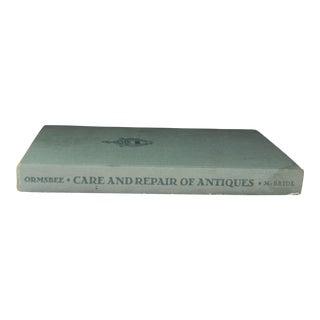 """""""Care & Repair of Antiques"""" Book"""