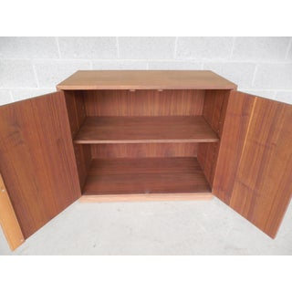 Danish Modern Style 2 Door Credenza Media Cabinet ( A ) Preview