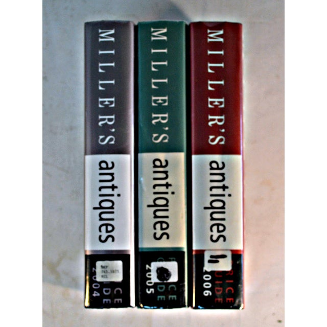 Traditional Miller Antique Price Guides - Set of 3 For Sale - Image 3 of 4