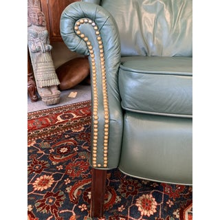 Late 20th Century Vintage Leather Reclining Armchair Preview