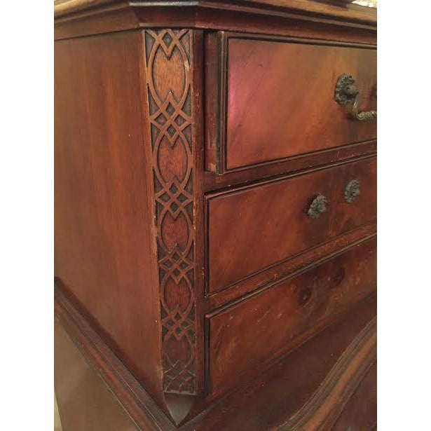 Traditional Grosfeld House Vintage Dresser For Sale - Image 3 of 4