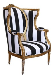 Image of Gold Club Chairs