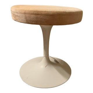 1960s Vintage Eero Saarinen Tulip Stool For Sale