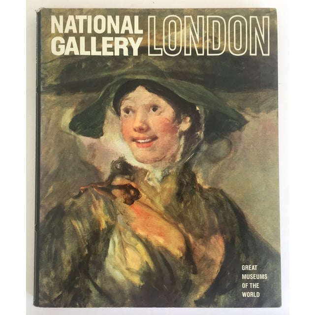 """ National Gallery London "" Vintage 1969 Rare Collector Hardcover Art Book For Sale - Image 9 of 10"