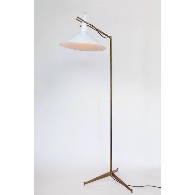 Mid-Century Modern 1954 Paul McCobb for Directional E-11 Floor Lamp For Sale - Image 3 of 10
