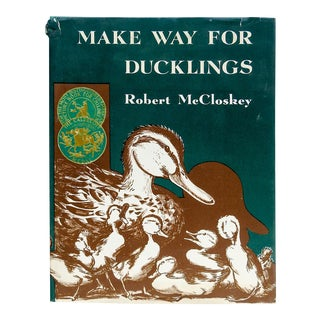 """""""Make Way for Ducklings"""" Book"""