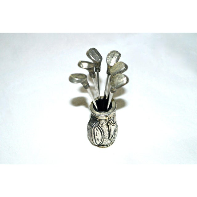 Golf Clubs in Bag Appetizer Picks - Image 8 of 9