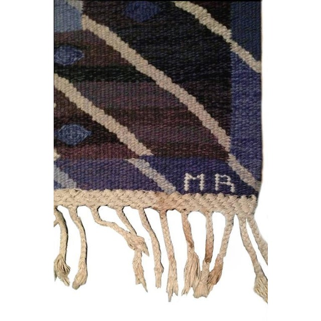 Marta Maas-Fjetterstrom Flatwoven Carpet For Sale - Image 10 of 10